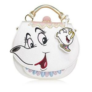 Disney Mrs.Potts Beauty & The Beast Crossbody✨NWT